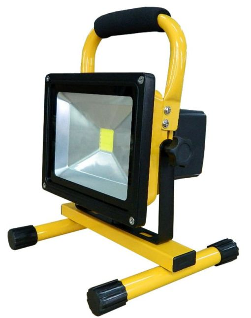 Led Rechargeable Floodlighting