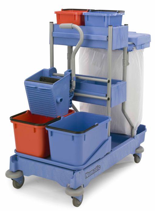 Numatic Npt1415 Janitorial Trolley Kit